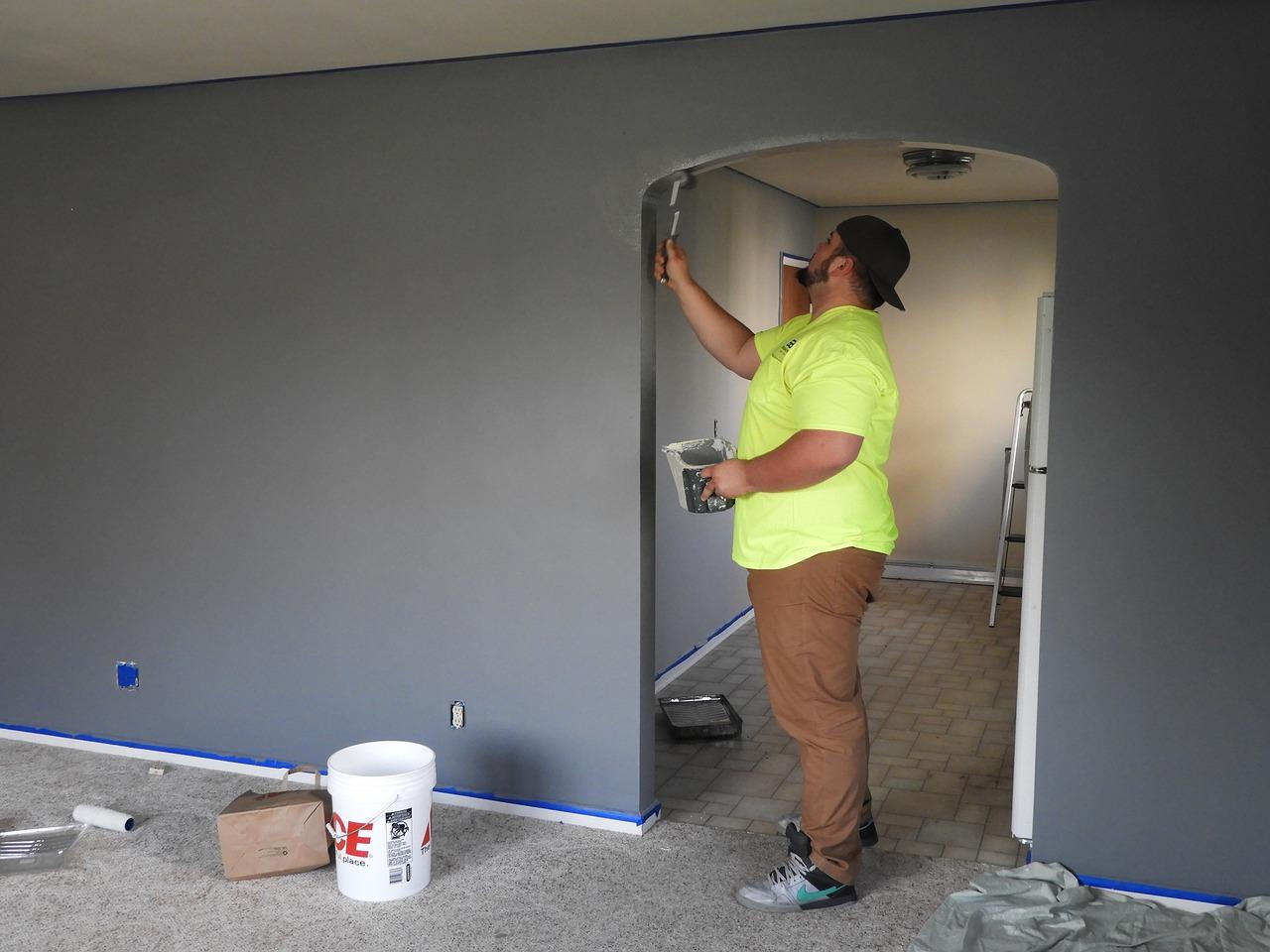Malowanie sufitu – prosto i profesjonalnie!